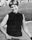 Sylvia Jollivette  Champion: '69, '70  Runner-Up: '66, '68